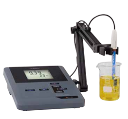 photo PH meter 720 with Sentix 41 probe