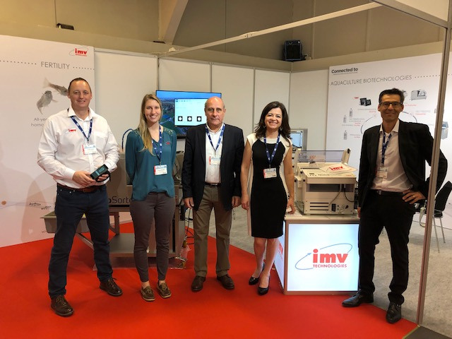 IMV Technologies at Aqua Nor 2019!