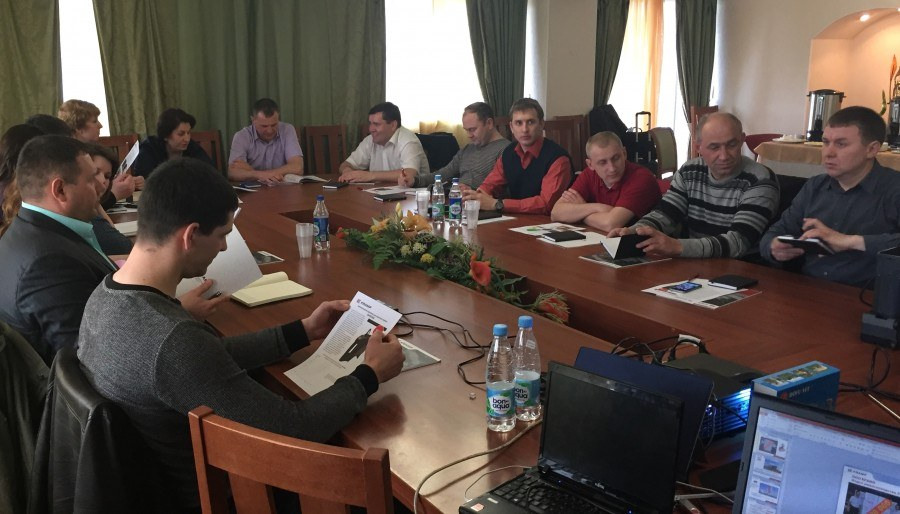 Swine Reproduction Seminar in Belgorod